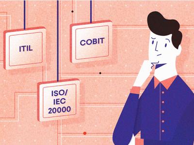 چارچوب itil و cobit
